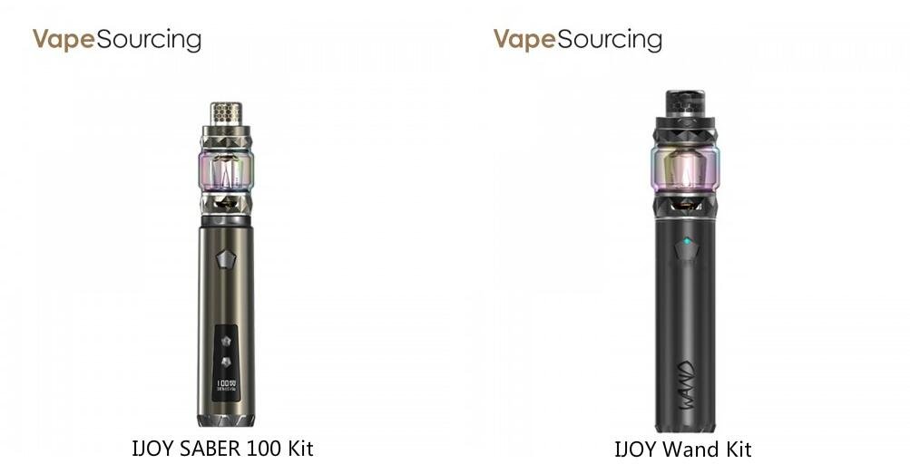 ijoy 100wキット