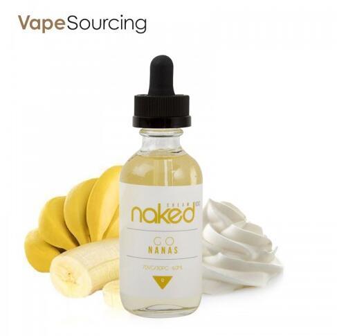 naked 100 cream go nanas for sale